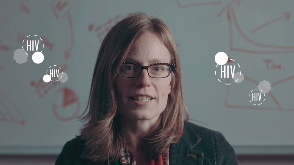Yale's Kathryn Miller-Jensen on the counterintuitive 'shock and kill' method to curing HIV