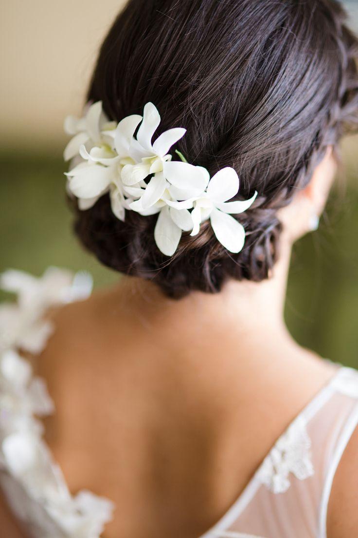 wedding hairstyles hawaii - google search | hair | wedding