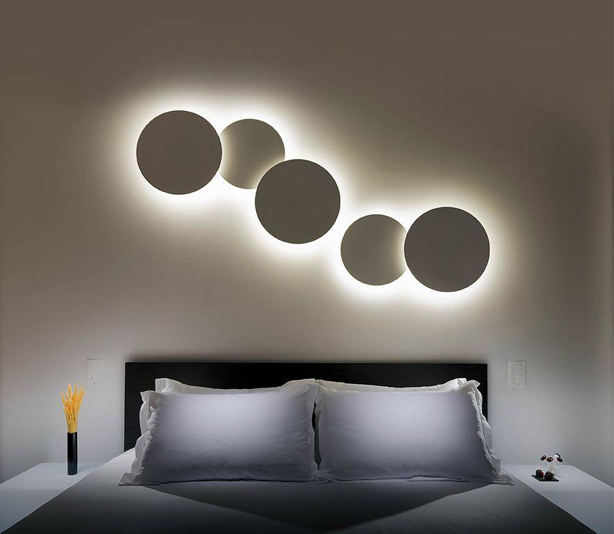 Lampes murales Puck Wall Art en 2019   Bricolage   Éclairage mural ...