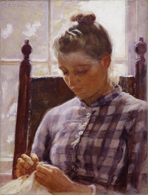 June - Ellen Day Hale