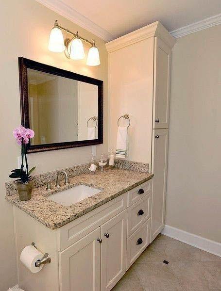 41 Enchanting Bathroom Storage Ideas For Your Organization Tall