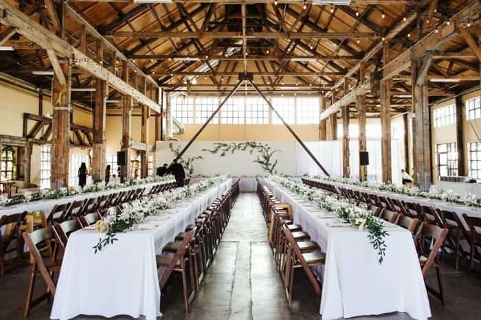 Vaulted Ceilings Wood Beams And Water Views We Are In Love With The Pipe Shop Venue North Vancouver