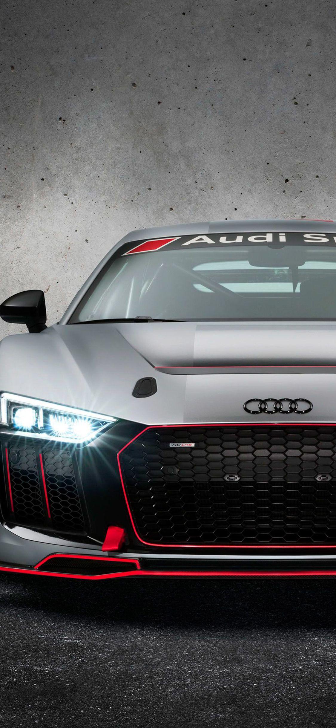 Audi R8 Lms Gt4 Wallpaper Phone in 2020 Audi r8