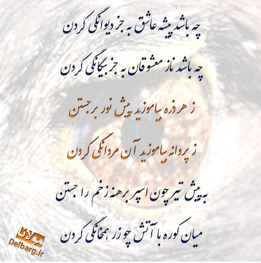Rumi عارفان شاعر گزیده غزلیات معنوی مولانا Persian Poem Heart Art Poems
