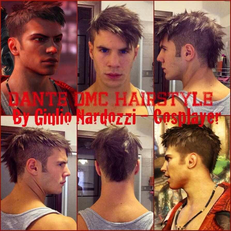 Dmc Dante Haircut