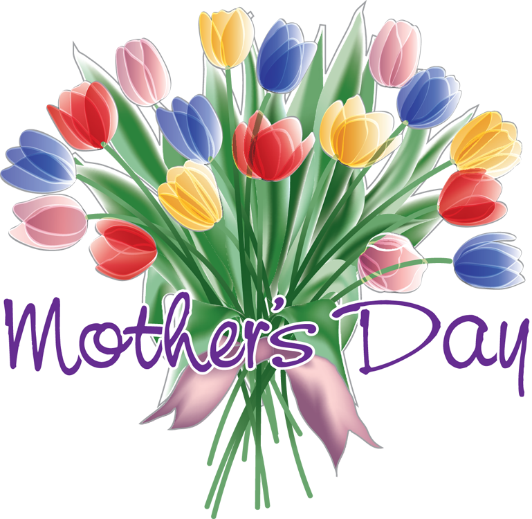 Happy Mothers Day Clipart Transparent Background