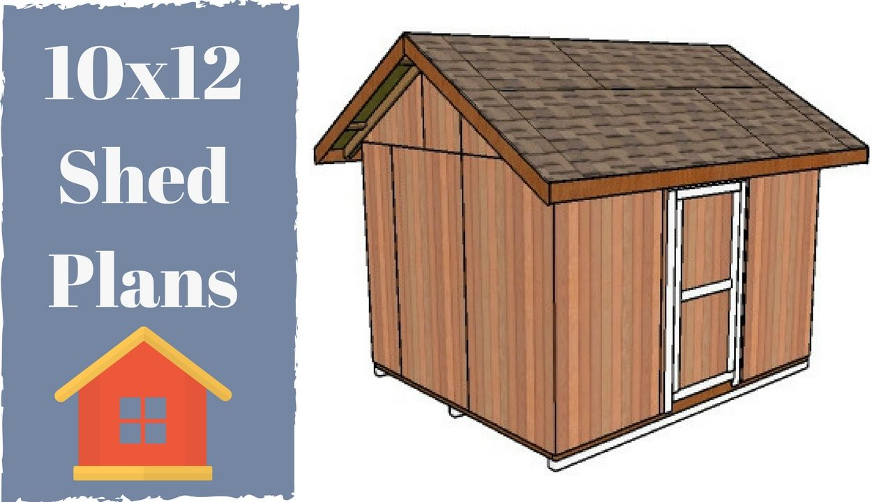 10x12 Shed Plans Free Outdoor Shed Plans Free Pinterest Shed