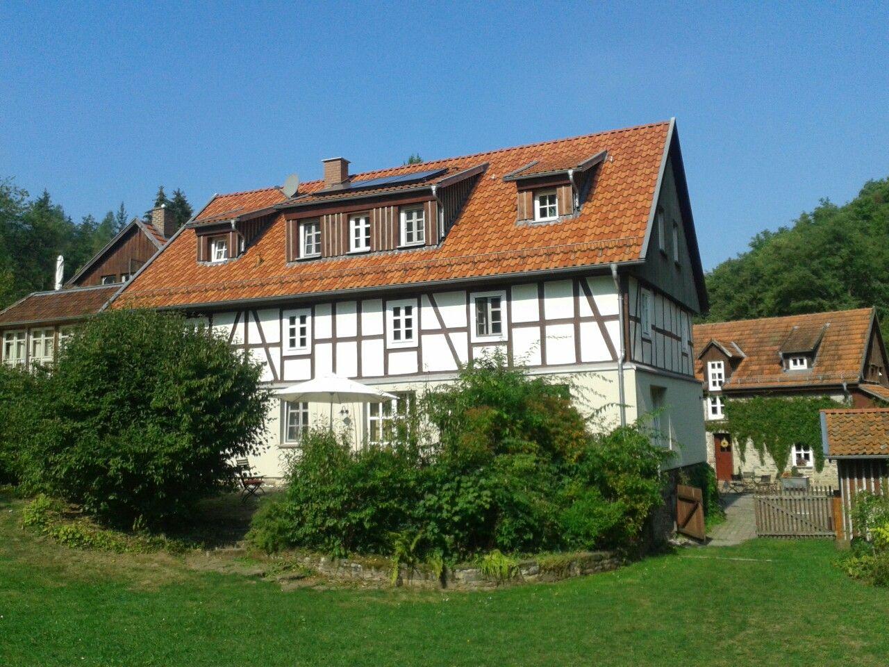Bärenmühle am Hugenotten- und Waldenserpfad  #hessentourismus #hugenottenwaldenserpfad #culturalroutes #expeditionhessen