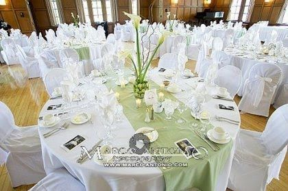 Awesome Table Runners On Round Tables: Diy Table Runner For Round Tables Wedding Table  Runners For