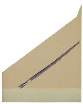 Ohne Titel (Pinsel) By Sigmar Polke