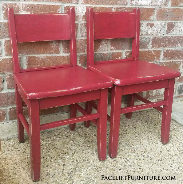 red refinished furniture pinterest refinished furniture