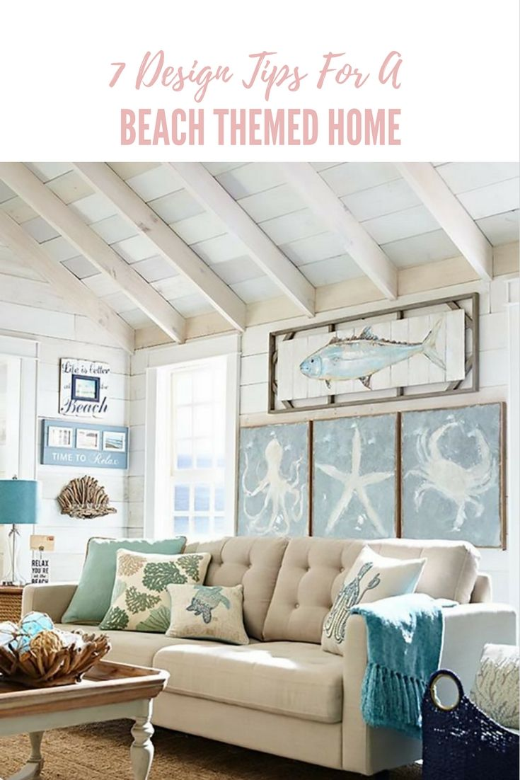 Interiors Designer Tips For A Beach Themed Home Cottage And Resort Ideas Photo Via