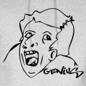 Genius Meme Hoodies Design
