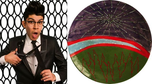 ARTfeast Weekend w/ Project Runway Star Mondo Guerra #SantaFe #NM http://www.mountainhop.com/artfeast-weekend-with-project-runway-star-mondo-guerra/ Feb 21-23, 2014