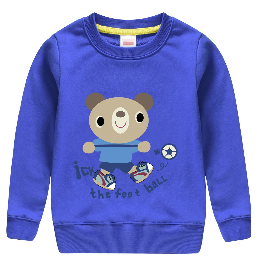 Infant Baby Girl Boy Letter Print Sweater Long Sleeve Pullover Sweatshirt Top Fall Winter Outdoor Outfit Clothes