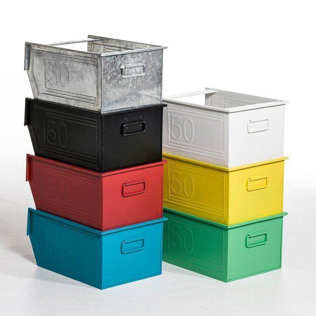 Casier Metal Empilable : casier m tal will casiers poxy et usine ~ Teatrodelosmanantiales.com Idées de Décoration