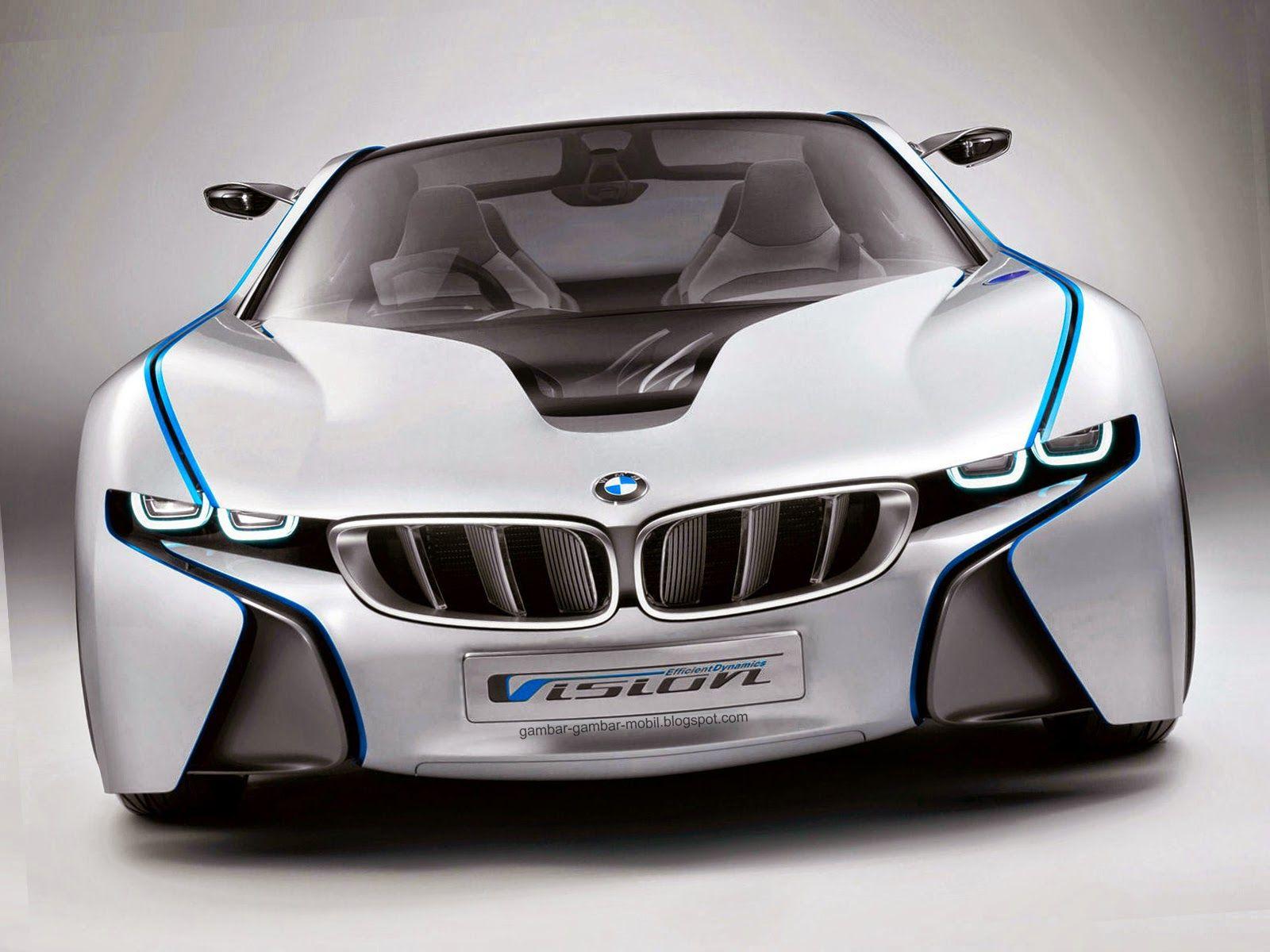 Foto Mobil Bmw Terbaru Bmw Concept Bmw I8 Dan Bmw