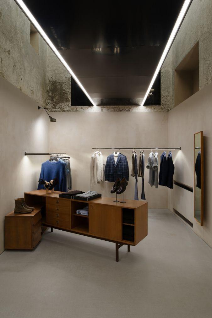 Osgood Store in Turin designed by Storage Associati - #contemporary #modern #retail #design