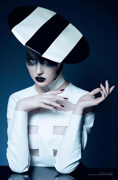 Nina de Lianin for Highlights Magazine by Camilla Camaglia