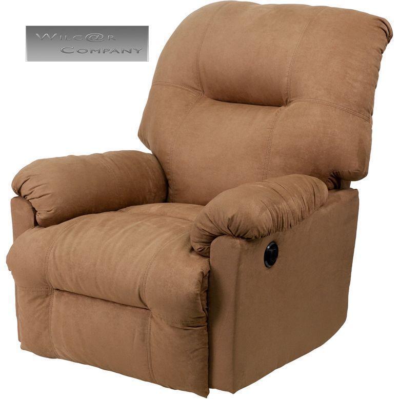 Nice Beige Microfiber Recliner Lumbar Support Chair Push Button Furniture Seat  Lazy | EBay Http:/