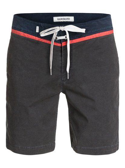 44e944f661fe quiksilver, Street Trunk Yoke, Grey Charcoal (kta0) | board shorts ...