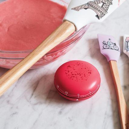キュートなマカロン型キッチンタイマー【Macaron Kitchen Timer】|インテリアハック