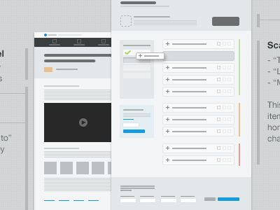 Process testing blueprints wireframe ui ux and ui inspiration process testing blueprints malvernweather Image collections