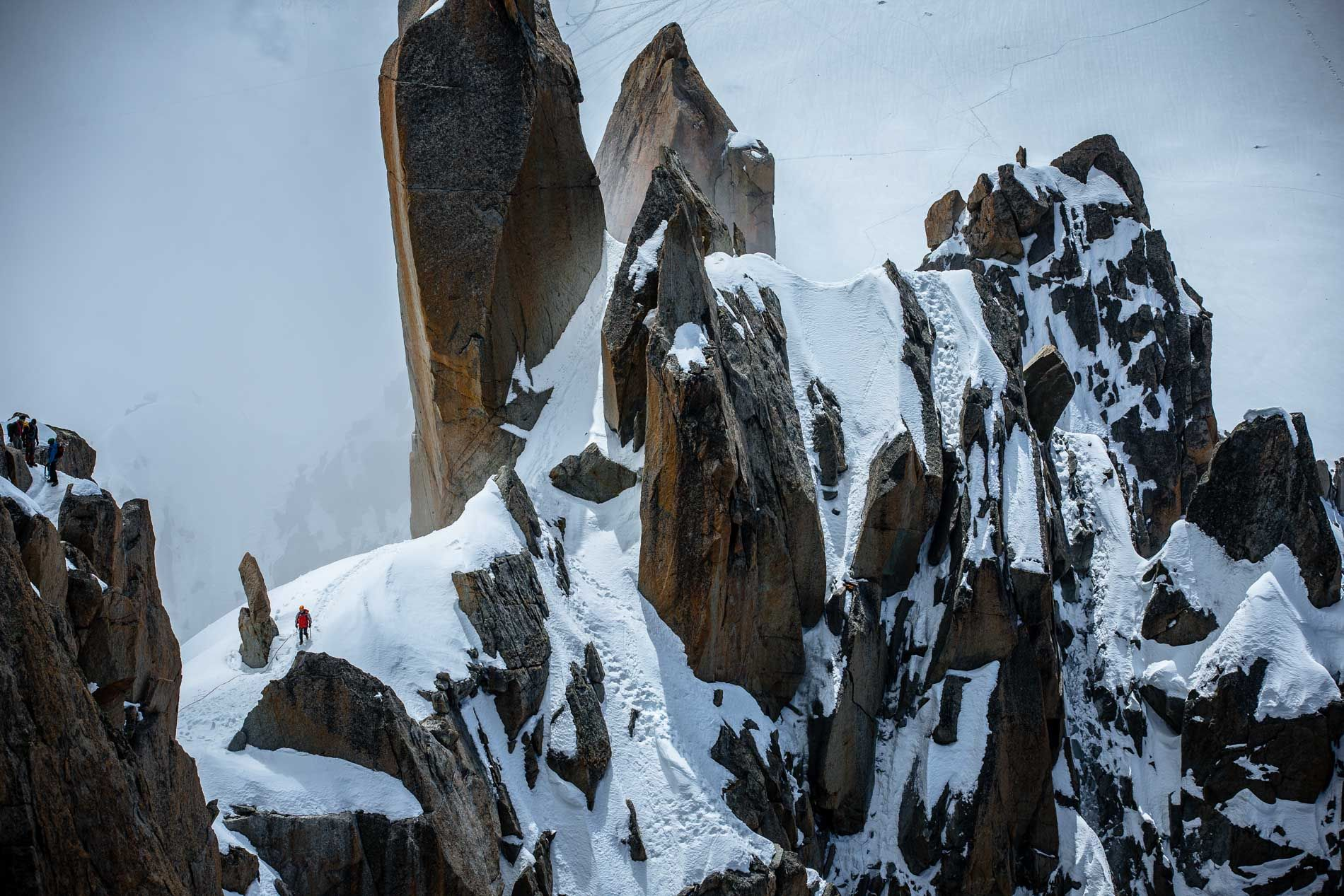 The Arc'teryx Alpine Academy returns to Chamonix   The Bird   Arc'teryx Blog