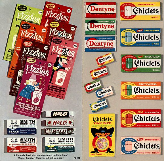 Chiclets - Tiny Size were a favorite!   I recall   Pinterest ...