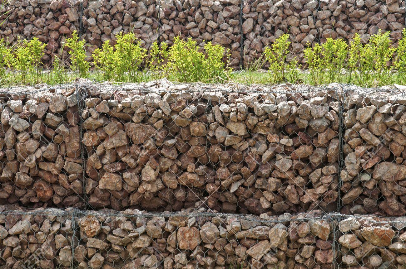 Gabion Box Manufab India 9419141889 Jammu Kashmir India Diy Retaining Wall Retaining Wall Rock Retaining Wall