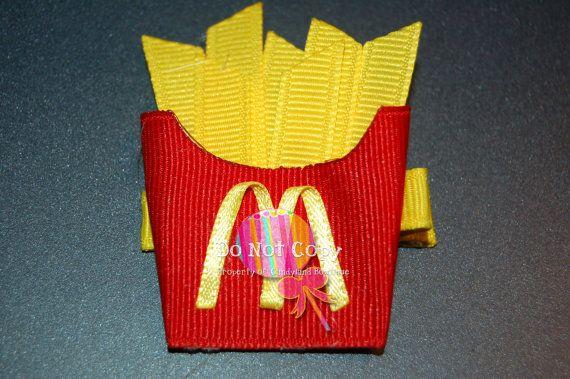 McDonald's Ribbon Sculpture