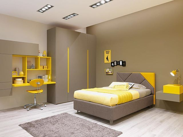 Nuova collezione di camerette Moretti Compact. Nuove soluzioni del ...