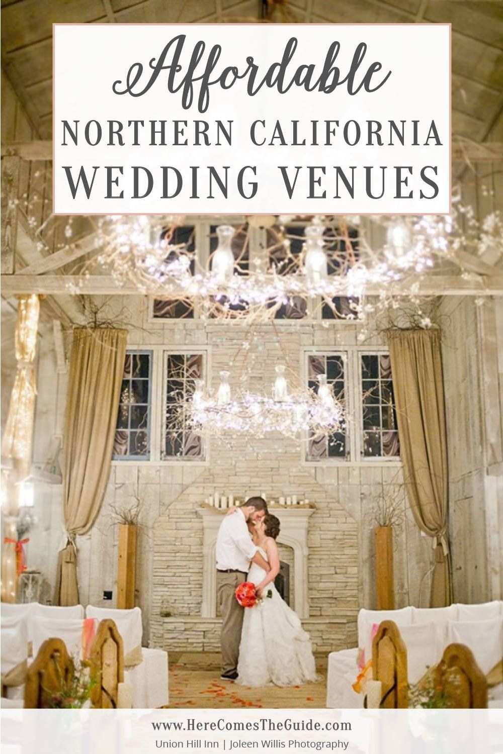 Find Your Affordable Norcal Wedding Venue On Here Comes The Guide