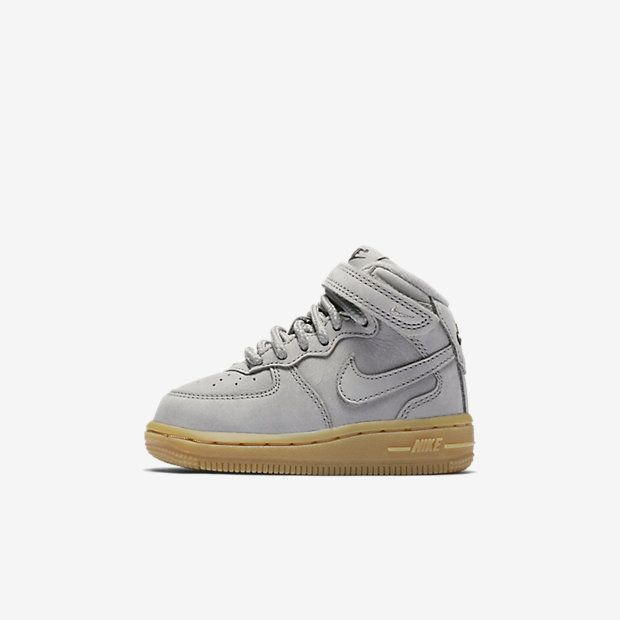 Nike Air Force 1 Mid WB Infant/Toddler Shoe