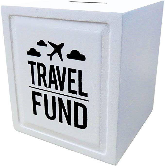 Amazon.com: Sterling James Co. Travel Fund Piggy Bank