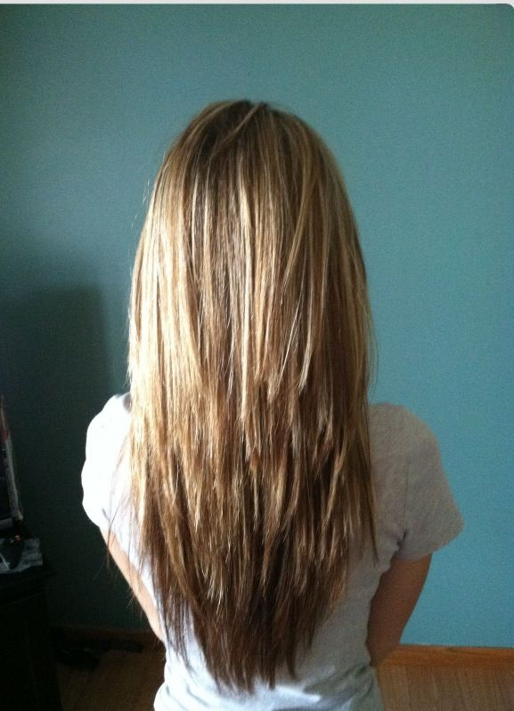 Thinking Of Getting Layers Again But Keeping My Hair Long