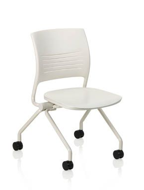 Ki Strive Chair Cane Dining Room Chairs Nesting Nest Fold And Roll Makerspace