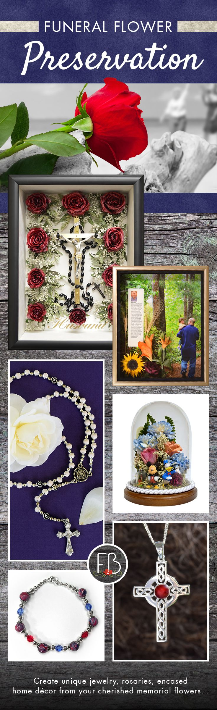Ever wonder how to preserve flowers from a funeral fantastic blooms funeral flower preservation memorial fantastic blooms ks mo izmirmasajfo Image collections