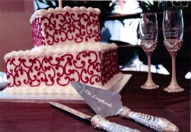 The Wedding Cake At A Traditional Puerto Rican Wedding Is Usually