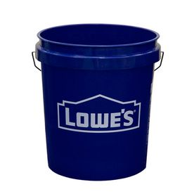 Shop United Solutions 5 Gallon Plastic Paint Bucket At Lowes Com Paint Buckets 5 Gallon Paint Bucket Bucket