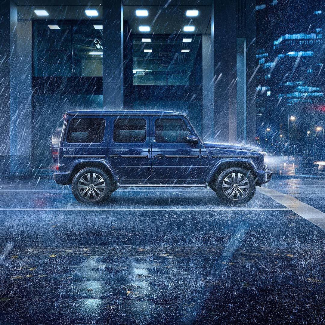 Mercedes G-Wagon 2018 For The New Dayly Cool Carwallpap