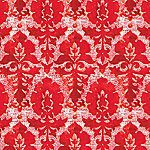 From http://www.bemz.com: Real Red Urban Tapestry Panama Cotton. Katarina Wiklund. Bemz provide fabric for Ikea furniture.