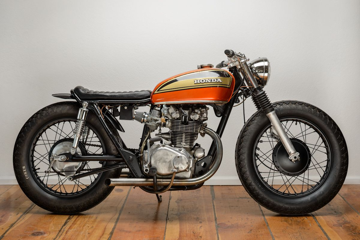 I Heart My Honda On Pinterest Vintage Motorcycles Cafe