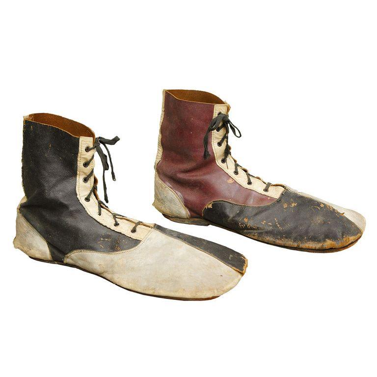 c. 1900 Clown Shoes | 1stdibs.com