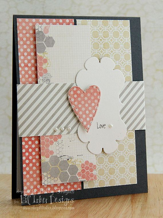 Unique Homemade Valentine Card Design Ideas – Unusual Valentine Cards