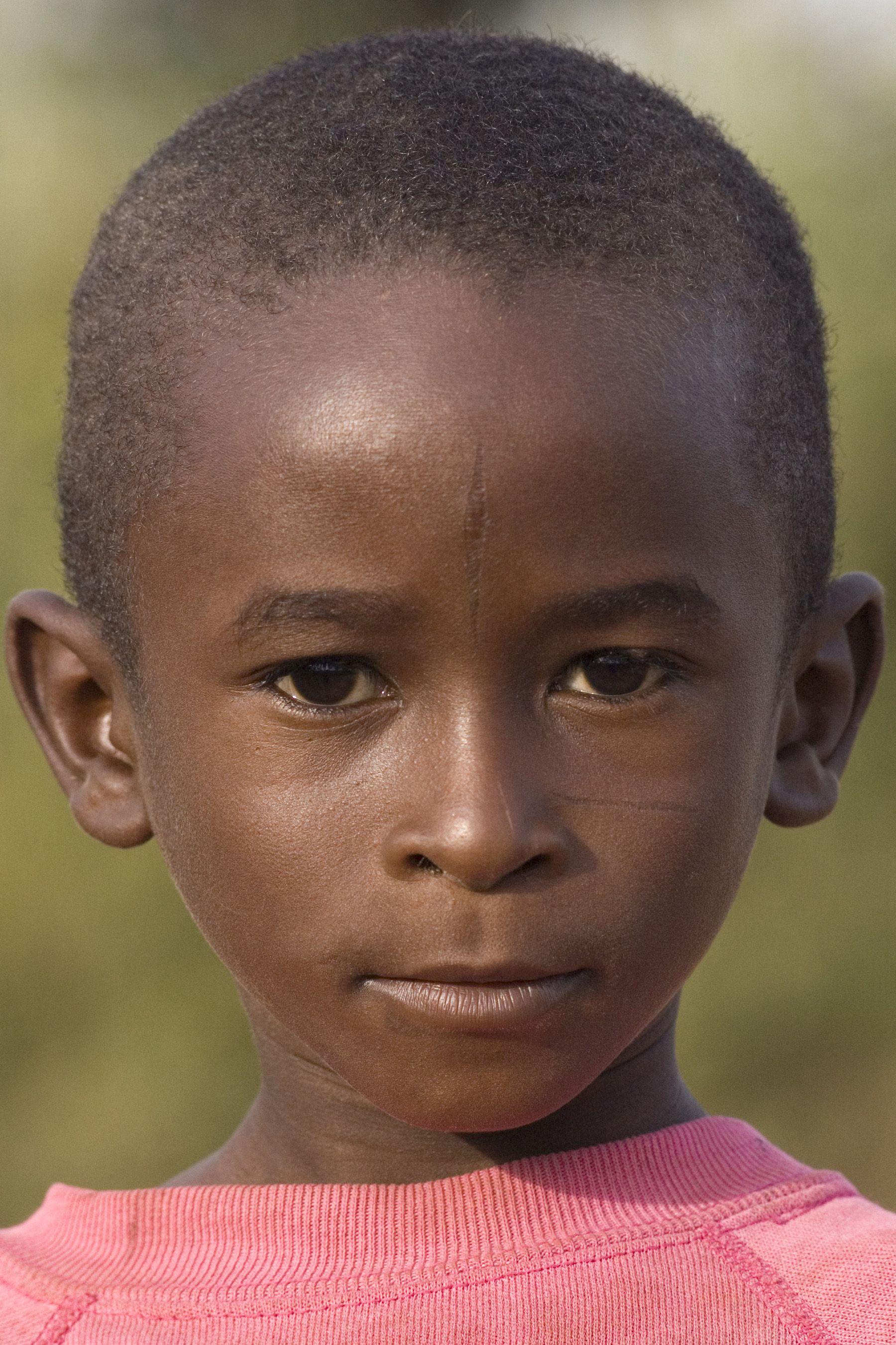 Nigeria boy