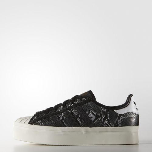 Adidas Originals casual Donna Scarpe Rize Superstar Nero xA1ZwxzYq