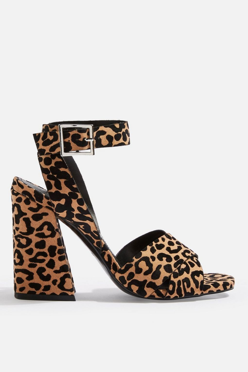 4fb361d305e REGENT Leopard Block Heels - Going Out Shoes - Shoes in 2019