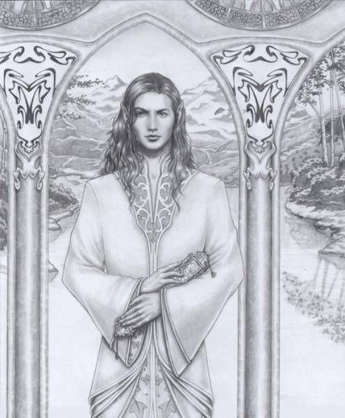 Элрохир (с изображениями) | Толкин, Средиземье, Эльфы