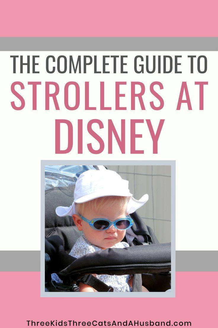 Best Strollers for Disney World (Lightweight, Double